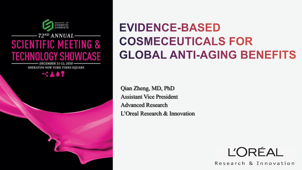 Evidence-Based Cosmeceutical Actives for Anti-Aging