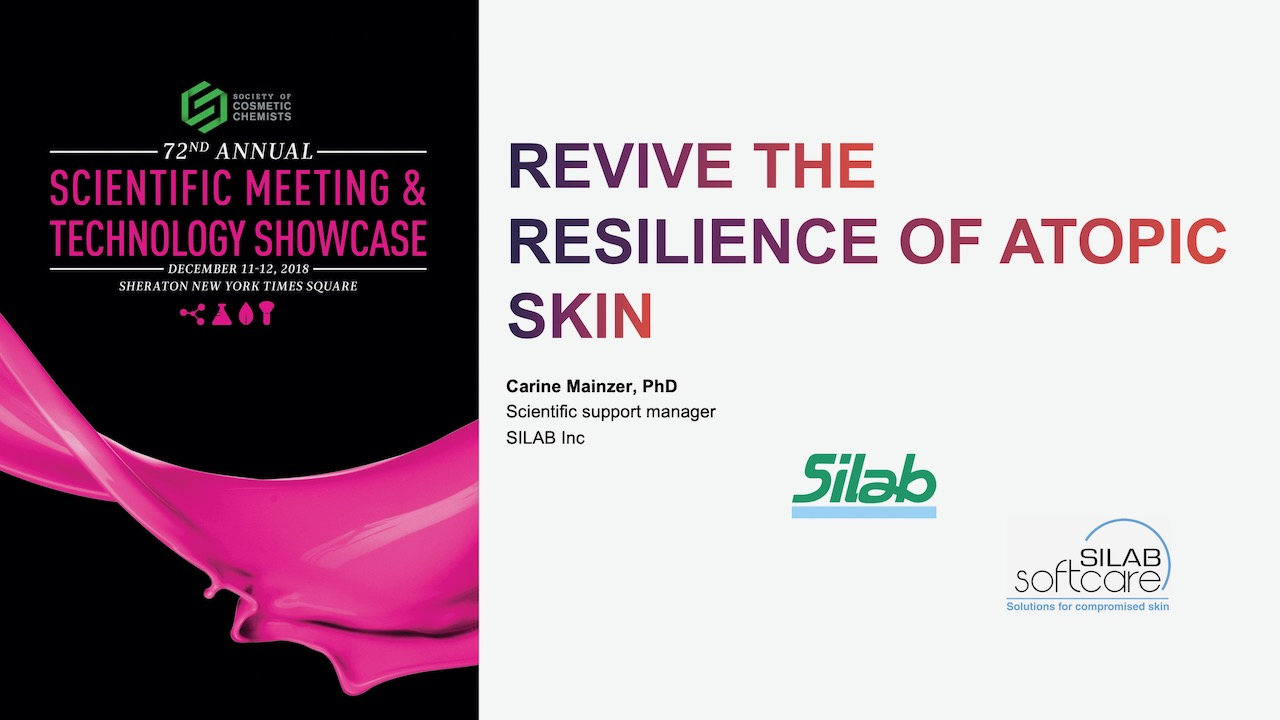 Revive the Resilience of Atopic Skin