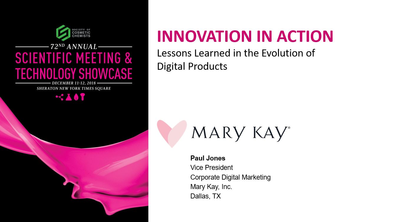 Innovation in Action – Lessons Learned in the Evolution of Digital Products