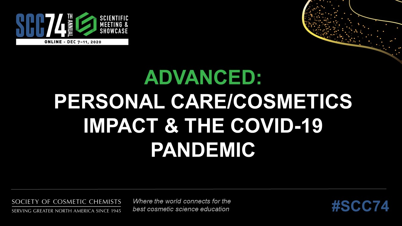 Personal Care-Cosmetics Impact & the COVID-19 Pandemic
