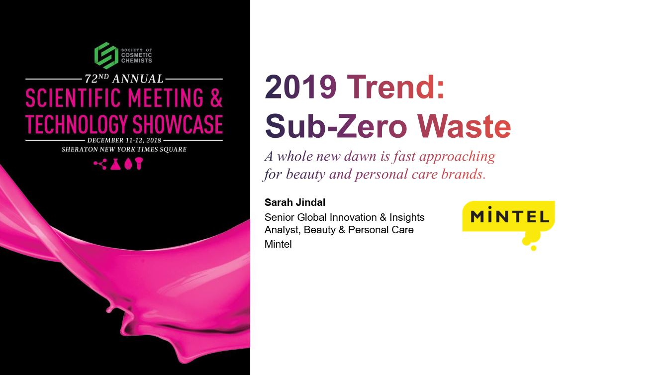 2019 Global Packaging Trends
