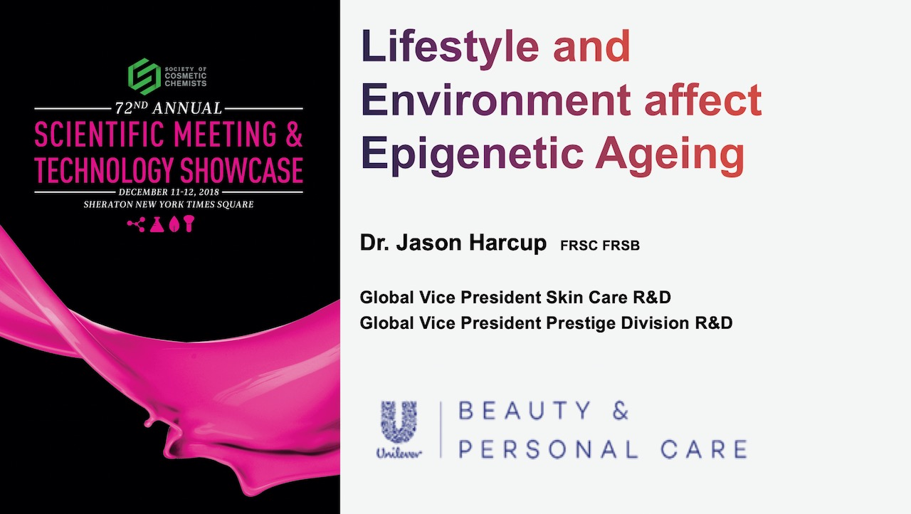 Lifestyle and Environment Affect Epigenetic Aging