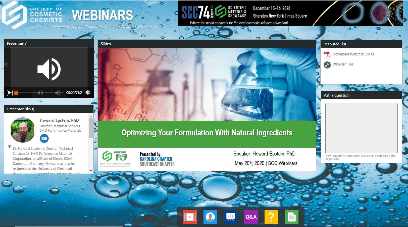 Optimizing Your Formulation with Natural Ingredients